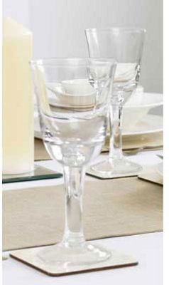 Image for Home of Style Oletta Wine Glass from StoreName