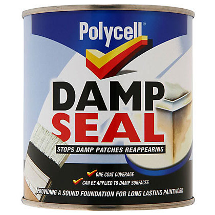 Image for Polycell - Damp Seal - 1L from StoreName