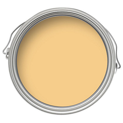 Image for Home of Colour Warm Yellow - Matt Emulsion Paint - 5L from StoreName
