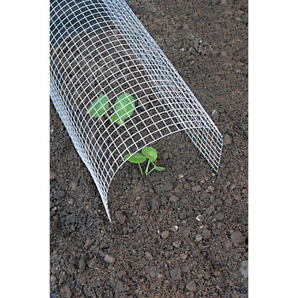 Image for Apollo Galvanised Mesh Panel - 6 x 6mm from StoreName