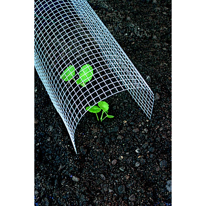 Image for Apollo Galvanised Mesh Panel - 13 x 13mm from StoreName
