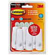 Command Self-adhesive Hook - Medium - 6 Pack