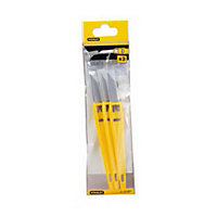 Stanley Disposable Craft Knife x 3