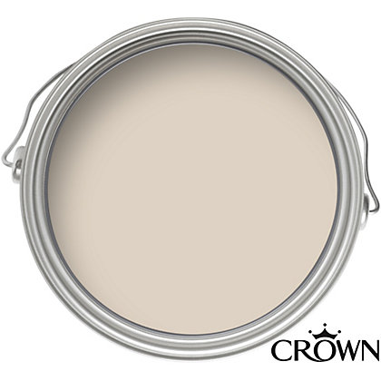 Image for Crown Breatheasy Solo Wheatgrass - One Coat Matt Emulsion Paint - 2.5L from StoreName