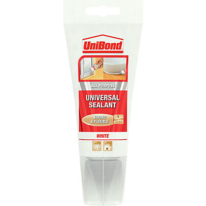 Image for UniBond All Purpose Sealant - White - 150ml from StoreName