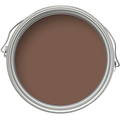 Image for Home of Colour Colombian Coffee - Quick Drying Satin Paint - 750ml from StoreName