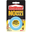 Unibond No More Nails on a Roll Interior - Translucent - 19mm x 1.5m