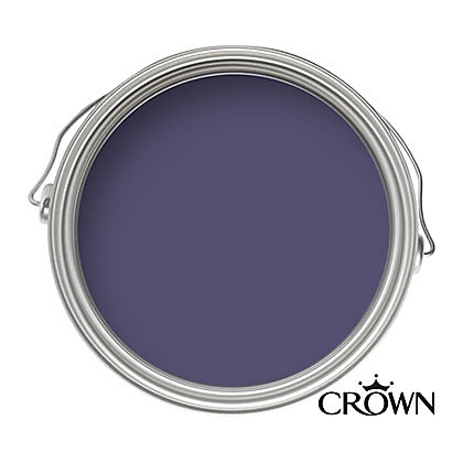 Image for Crown Fashion For Walls Prom Night - Indulgence Matt Emulsion Paint - 125ml Tester from StoreName