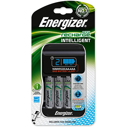 Image for Energizer Intelligent Charger from StoreName