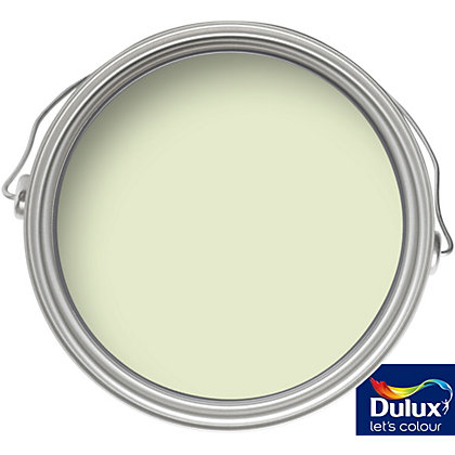 Image for Dulux Standard Soft Apple - Matt Emulsion Paint - 5L from StoreName