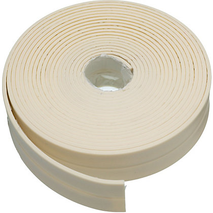 Image for Flexible Bath Seal Soft Cream - 3.5m from StoreName