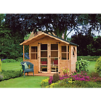 Mercia Sussex Summerhouse - 8ft x 8ft