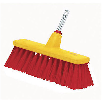 Image for Wolf Multi-Change Yard Broom Attachment from StoreName
