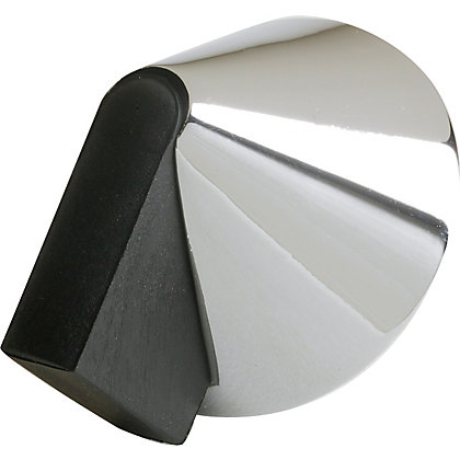 Image for Door Stop - Polished Chrome from StoreName