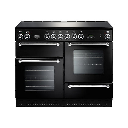 Image for Rangemaster 110cm FSD LP Range Cooker - Black from StoreName