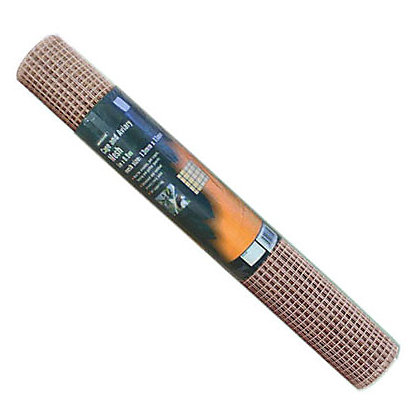 Image for Apollo Cage and Aviary Mesh Roll - 13 x 13mm from StoreName