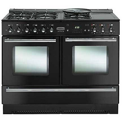 Image for Rangemaster Toledo XT 76330 110cm Dual Fuel Cooker - Black from StoreName
