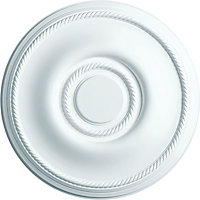 Artex Easifix Sculptured Ceiling Rose - 38cm - Small