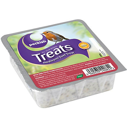 Image for Peckish Mealworm Tray Treat - 300g from StoreName