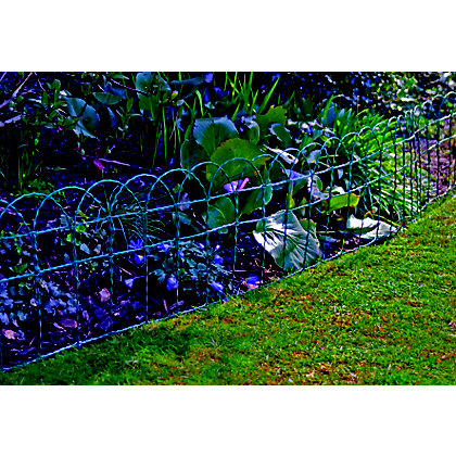 Image for Apollo Green Border Fence - 1000x400mm from StoreName