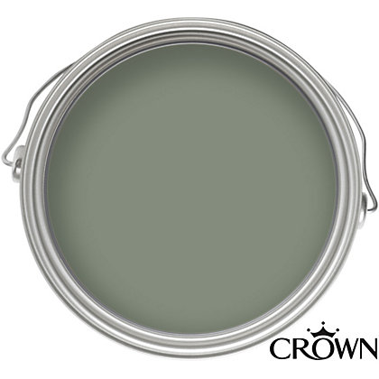 Image for Crown Solo Herb Garden - One Coat Gloss Paint - 750ml from StoreName
