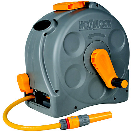 Image for Hozelock 2 in 1 Compact Enclosed Reel - 25m from StoreName