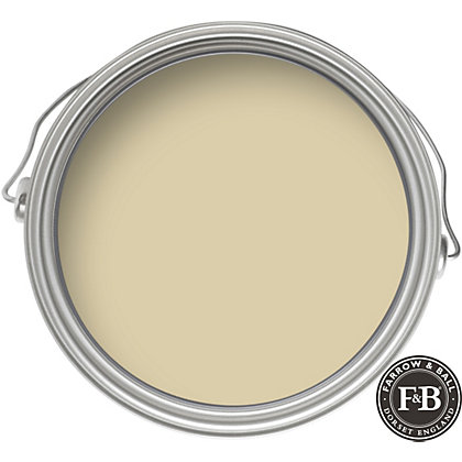 Image for Farrow & Ball Estate No.8 String - Matt Emulsion Paint - 2.5L from StoreName