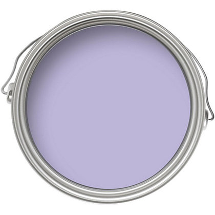 Image for Home of Colour Amethyst - Silk Emulsion Paint - 2.5L from StoreName