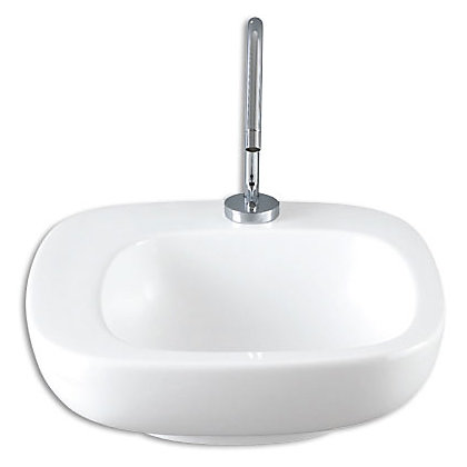 Image for Nurture Small Vanity Basin - White - 45cm from StoreName