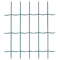 Apollo Green Border Fence - 10 x 0.6m