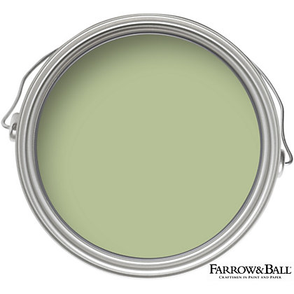 Image for Farrow & Ball Estate No.32 Cooking Apple Green - Matt Emulsion Paint - 2.5L from StoreName