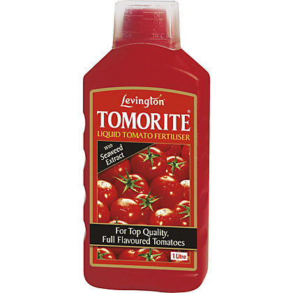 Image for Levington Tomorite Tomato Food with Seaweed Extract - 1L from StoreName
