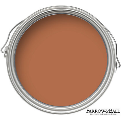 Image for Farrow & Ball Estate No.42 Picture Gallery Red - Matt Emulsion Paint - 2.5L from StoreName