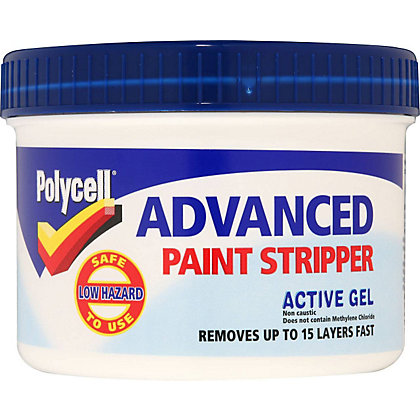Image for Polycell Advanced Paint Stripper - 500ml from StoreName