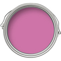 Home of Colour Bubblegum - Silk Emulsion Paint - 2.5L