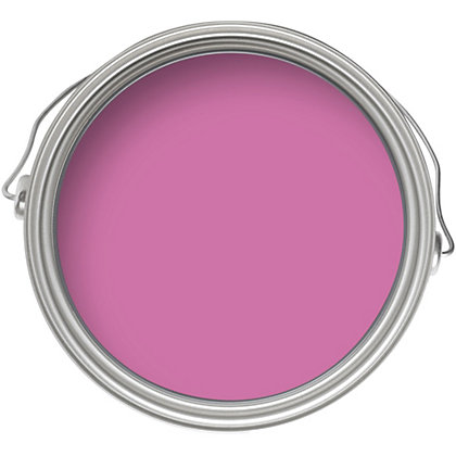 Image for Home of Colour Bubblegum - Silk Emulsion Paint - 2.5L from StoreName