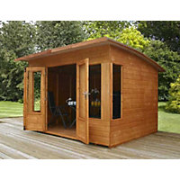 Mercia Helios Curved Roof Summerhouse - 10ft x 8ft