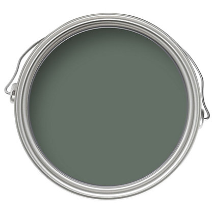 Image for Farrow & Ball Estate No.47 Green Smoke - Matt Emulsion Paint - 2.5L from StoreName