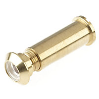 Yale Door Viewer - Brass