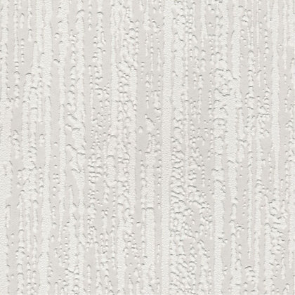 Image for Superfresco Stria Wallpaper - White from StoreName