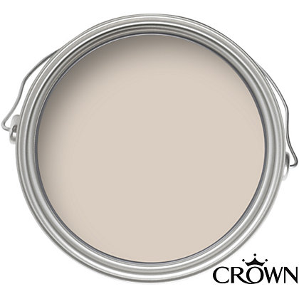 Image for Crown Breatheasy Neutrals White Pepper - Matt Emulsion Paint - 40ml Tester from StoreName