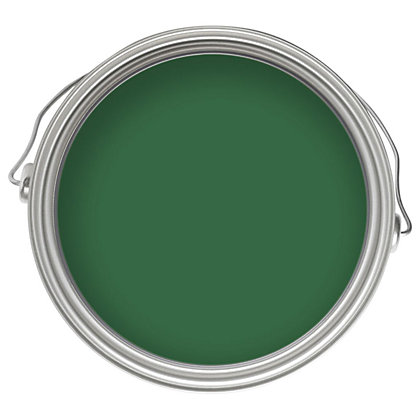 Image for Crown Solo Green Chilli - One Coat Gloss Paint - 750ml from StoreName