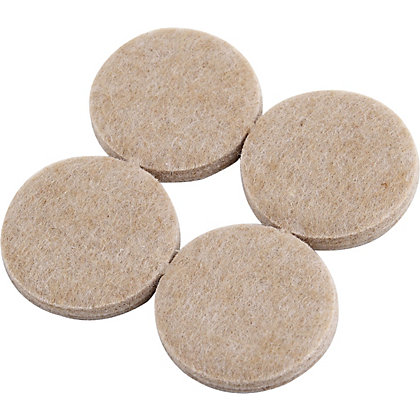 Image for Felt Pads - 4 Pack from StoreName