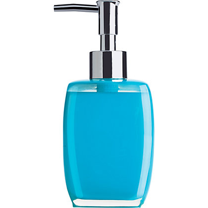 Image for Soft Cube Lotion Dispenser - Aqua from StoreName