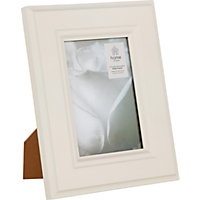 Chunky Wooden Photo Frame - 4 x 6in