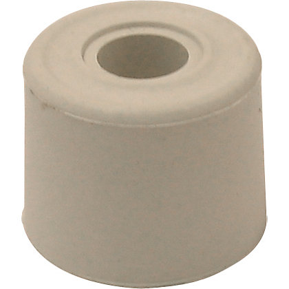 Image for Door Stop - Buff Rubber from StoreName