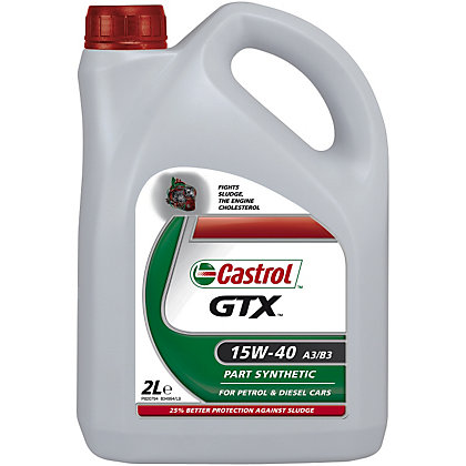Image for Castrol GTX 15w40 - 2L from StoreName