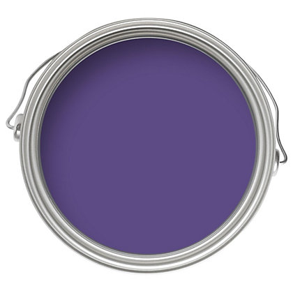 Image for Dulux Feature Wall Purple Pout - Matt Emulsion Paint - 50ml Tester from StoreName