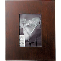 Chunky Wooden Photo Frame - 5 x 7in