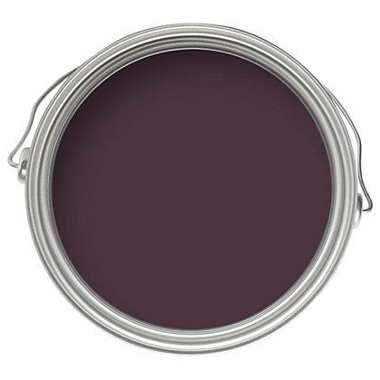 Image for Farrow & Ball Modern No.222 Brinjal - Emulsion Paint - 2.5L from StoreName